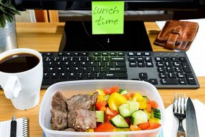 Healthy Work-From-Home Lunches: My Top 5 Building Blocks