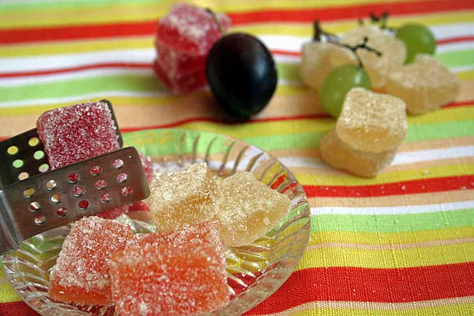 Real Fruit Jelly Candy | Foodal.com