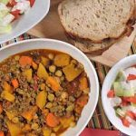 Spicy Moroccan Stew - Recipe Photo