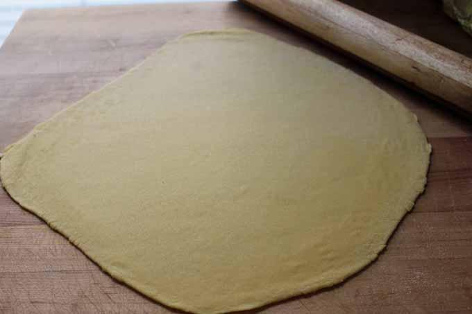 Step 8 - Basic Semolina Pasta | Foodal.com