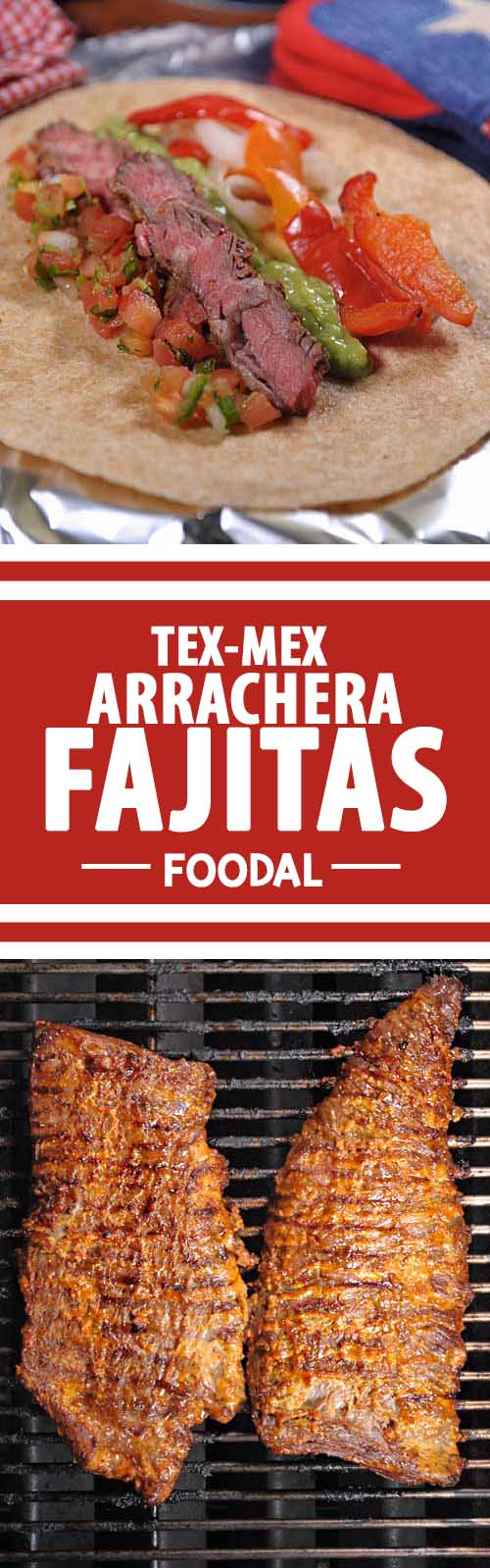 Are you looking for the perfect fall game day recipe? One that is also suitable for tailgating and grilling? Look no further than this tasty fajita recipe made with a traditional marinade and skirt steak! http://foodal.com/recipes/beef/the-best-arrachera-fajitas/