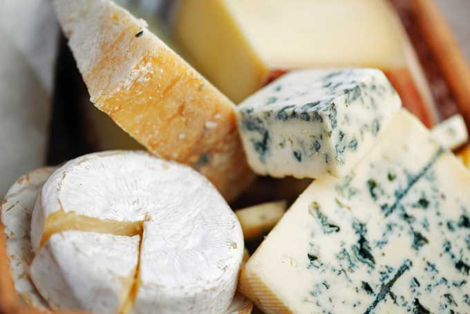 Various types of cheese | Foodal.com