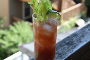 Spice Things Up with this Pepper-Infused Bloody Mary