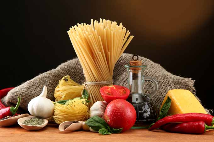 Pasta Ingredients and Foods | Foodal.com