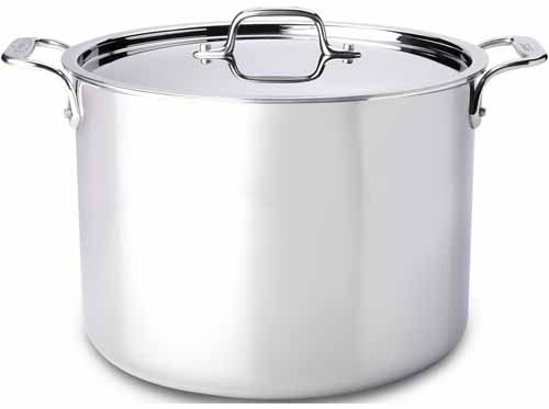 The Best Stockpots Of 2019 For Soup Stews Stocks And More Foodal