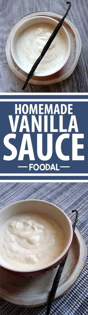 Looking for a sweet sauce to serve on your favorite desserts, pancakes, or breakfast breads? Try our recipe for a German-style sauce with an interesting history. Traditionally served on Dampfnudeln, or yeast dumplings, this dish has an interesting history. Learn more and get the recipe now: https://foodal.com/recipes/german-recipes/vanilla-sauce-for-german-dampfnudeln/