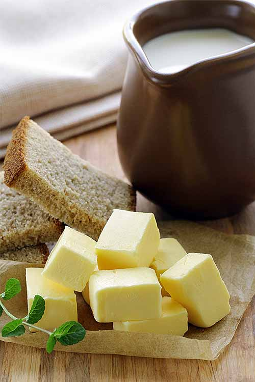 Though it was once shunned from many kitchen in favor of margarine, butter is back! Learn about its history, uses, tips, fun facts, and more: http://foodal.com/knowledge/paleo/better-with-butter/