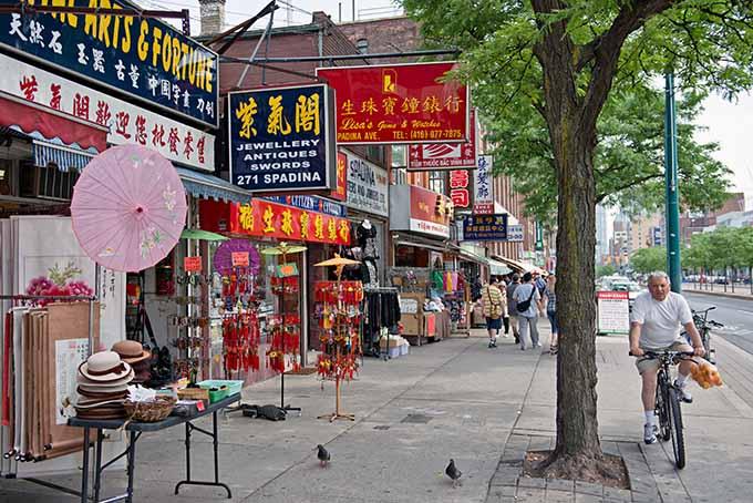 Chinatown Street | Foodal.com