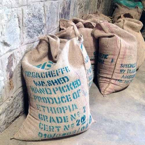 Burlap Sacks of Coffee | Foodal.com