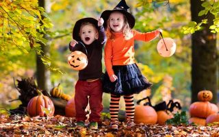Halloween Fun For Kids with Food Allergies