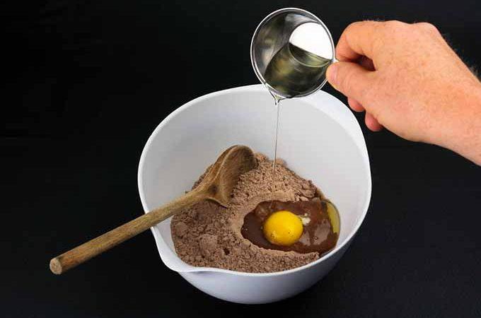Oil in Mixing Bowl | Foodal.com