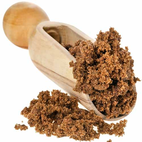 Wood Scoop with Brown Sugar | Foodal
