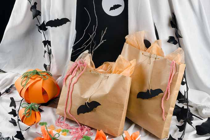 Trick or Treat Bags | Foodal.com