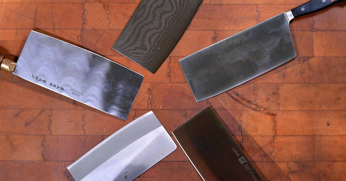 The Best Chinese Veggie Cleaver We Review The Top 5