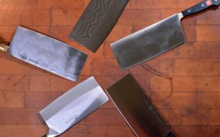 Choosing the Best Chinese Vegetable Cleaver | Foodal.com