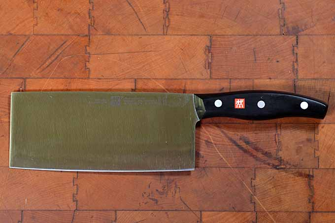 Henckles Chinese Vegetable Cleaver