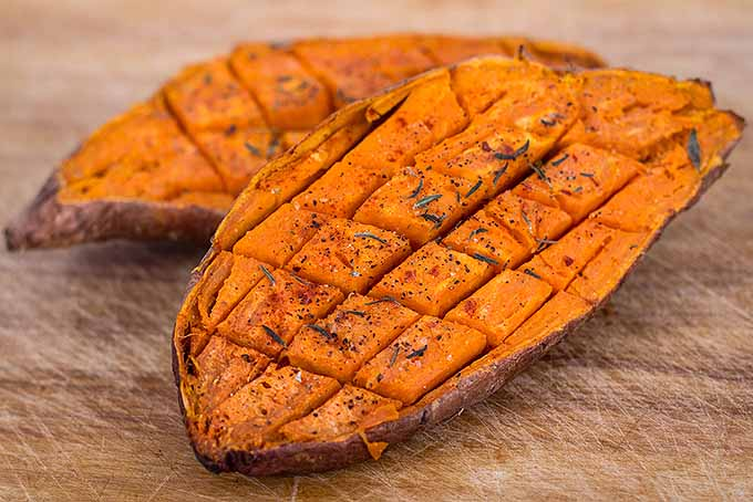 Baked Sweet Potato | Foodal.com