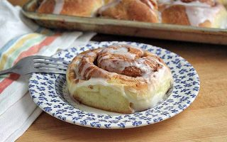 The Lightest, Gooiest Brioche Cinnamon Rolls