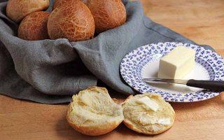 Homemade Brown Butter Brioche Dinner Rolls