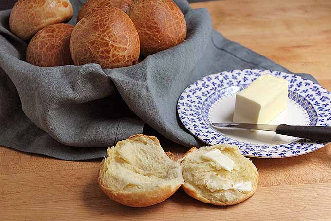 Brown Butter Brioche Rolls | Foodal.com