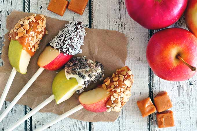 Caramel Apples for Halloween | Foodal.com