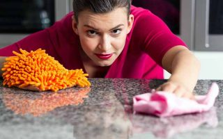 Cleaning Kitchen Countertops Cover | Foodal.com