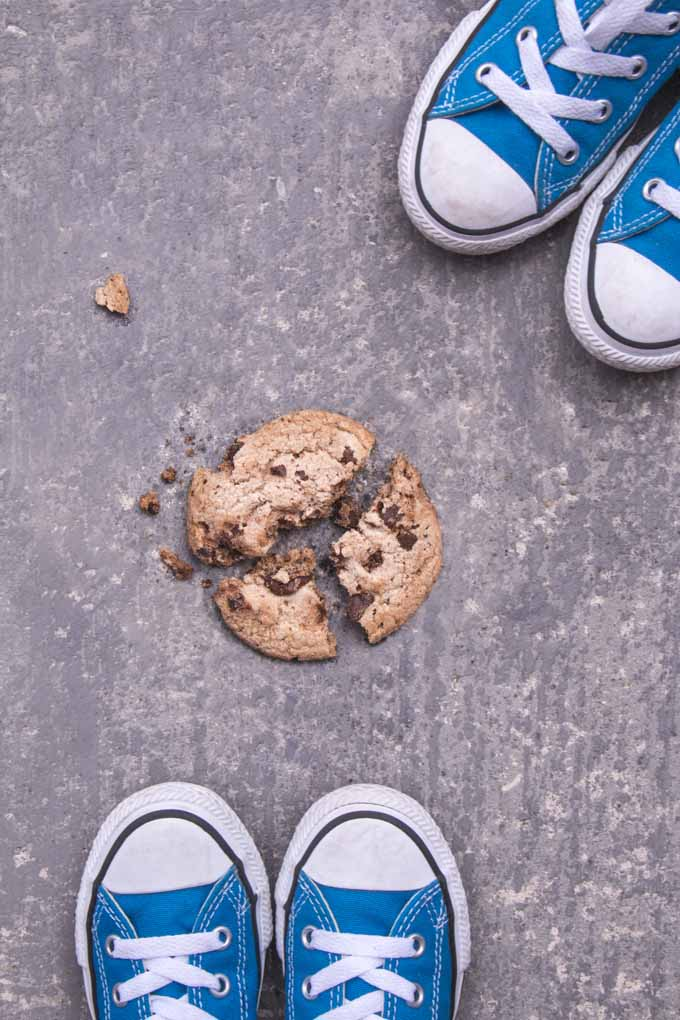 Dropped your cookies? Don't fret- we've got solutions! https://foodal.com/knowledge/how-to/dropped-dessert-ideas-for-emergencies/