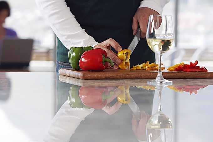 Glass Kitchen Counter | Foodal.com