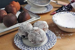 The Iconic Berliner: Make Your Own Jelly-Filled Doughnuts at Home