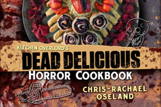 Dead Delicious Horror Cookbook Review
