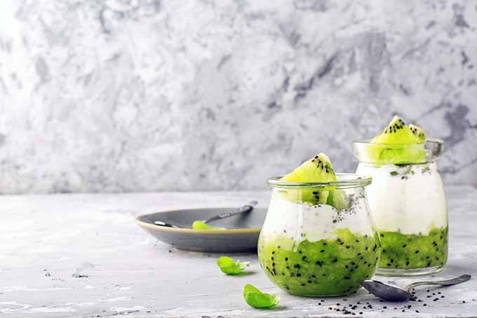 Kiwi Drinks on Marble Counter | Foodal.com