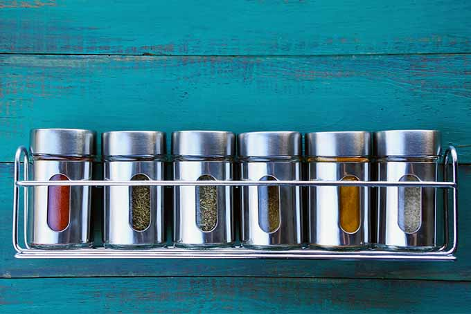 Metal Spice Rack | Foodal.com