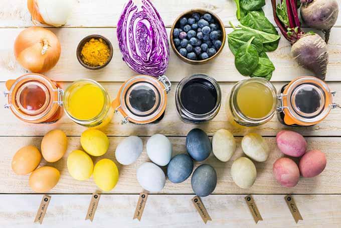 Natural Egg Dyes | Foodal.com
