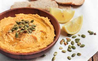 Pumpkin Hummus: A Savory Way to Serve Seasonal Squash