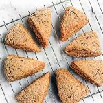 Pumpkin Spice Scones Recipe | Foodal.com