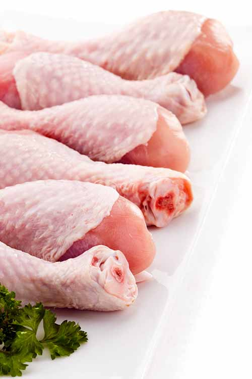 Slipped and dropped that raw chicken on the kitchen floor? No sweat! We've got some simple method to handle this slippery situation right here: https://foodal.com/knowledge/how-to/dropped-raw-chicken/