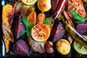 Roasted Root Veggies: A Delicious Dinnertime Favorite
