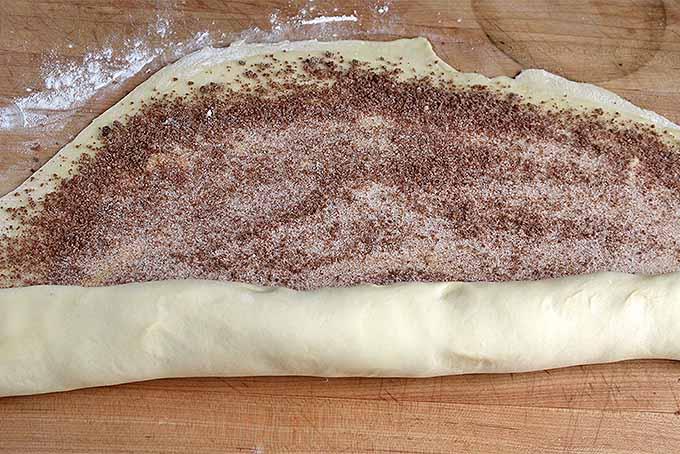 Roll Up Dough for Cinnamon Buns | Foodal.com