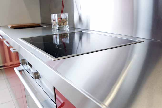Stainless Steel Countertop | Foodal.com
