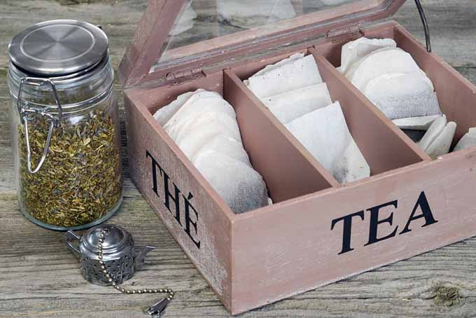 Tea Box | Foodal.com