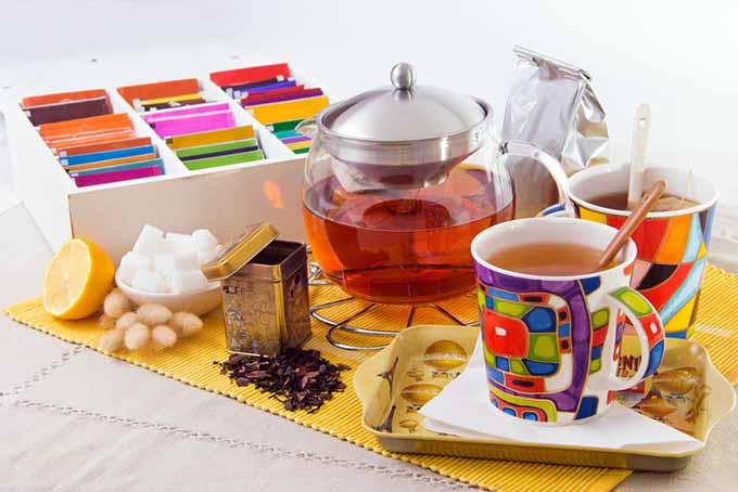 Teatime Setup | Foodal.com