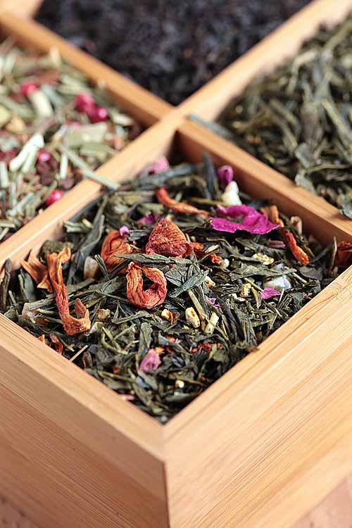 Learning the best ways to sort and store your tea types can mean the difference between long-lasting, tasty teas - and products that go bad quickly and taste weird! Avoid all that in this informative article: http://foodal.com/knowledge/how-to/store-and-organize-tea/