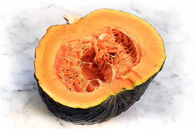 Halved Zapallo Squash | Foodal.com