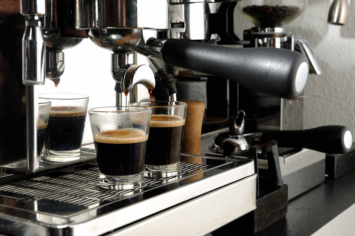 Coffee Maker Latte Reviews : Espresso Machine Guides and Reviews Foodal