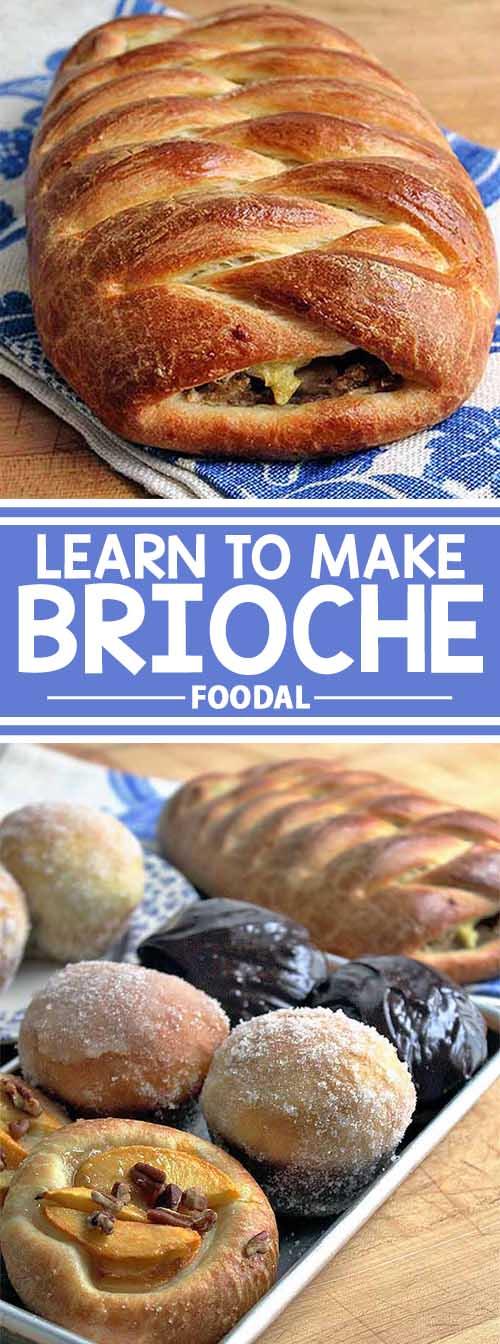 Let Them Eat Brioche