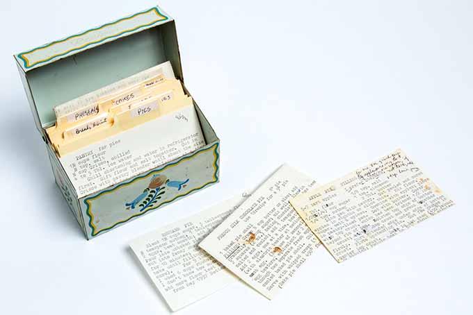 Grandmother's Recipe Box