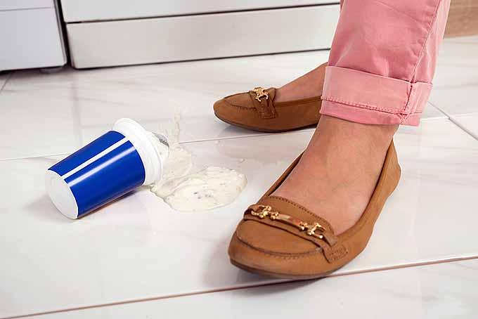 Prevent Slippery and Dangerous Kitchen Slip-Ups   Foodal.com