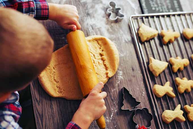 Boy Making Cookies   Foodal.com