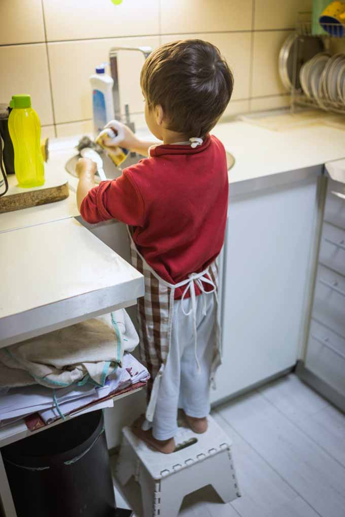 Kids love to be included in the holiday cooking and baking. Check out our tips for ideas: https://foodal.com/knowledge/how-to/holiday-cooking-with-children/ ‎