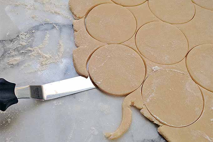 Place Sugar Cookie Cutouts on Baking Sheet | Foodal.com